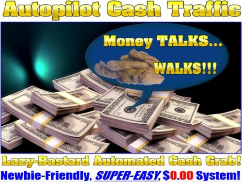 Product picture Autopilot Cash Traffic